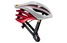 Mavic Plasma Casque Route rouge/blanc